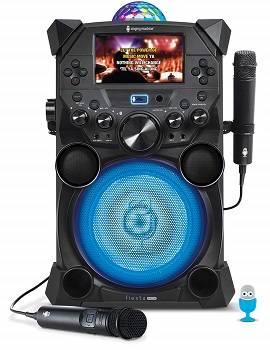 Singing Machine Fiesta Voice