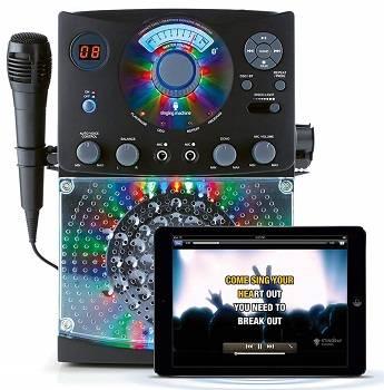 Singing Machine SML385BTBK review