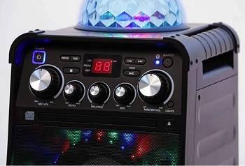 Altec Lansing Party Star Karaoke Machine review