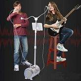 Best 5 Karaoke Machine With 2 Microphones In 2021 Reviews