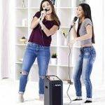Best 5 Portable Karaoke Mic & Machine Speaker Systems Reviews