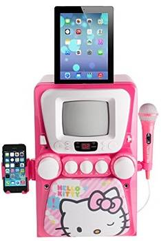 Hello Kitty 68109 CD Karaoke System
