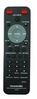 Karaoke USA Karaoke System with 7-Inch OLD MODEL GF829 review
