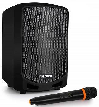 Pyle Bluetooth Karaoke PA Speaker PSBT65A