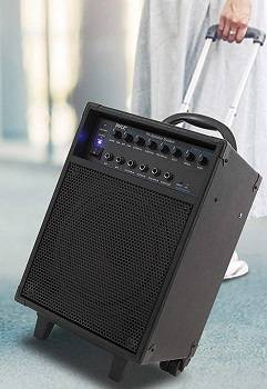 Pyle Wireless Portable PA Speaker System PWMA230BT review