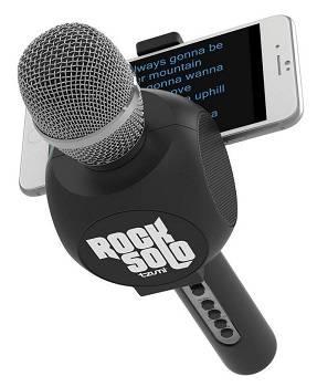 Rock Solo Bluetooth Karaoke Microphone review