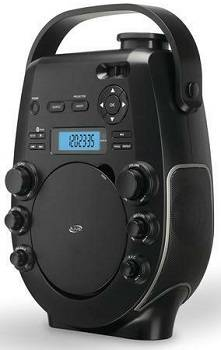 iLive Bluetooth Karaoke Machine IJP557B review