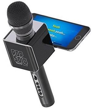 tzumi Portable Karaoke System 4955-B