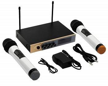 Archeer UHF Bluetooth Wireless Microphone System review