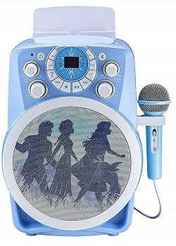 Frozen 2 Bluetooth CDG Karaoke Machine