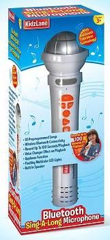 Kidzlane Microphone for Kids - Karaoke Machine Sing-A-Long review